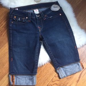 True Religion Shorts - True Religion Denim Jeans